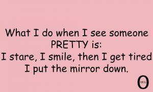 mirror, mirror quote